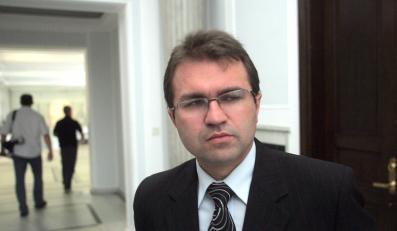 Girzyński zawieszony w prawach członka PiS za występ w TVN24