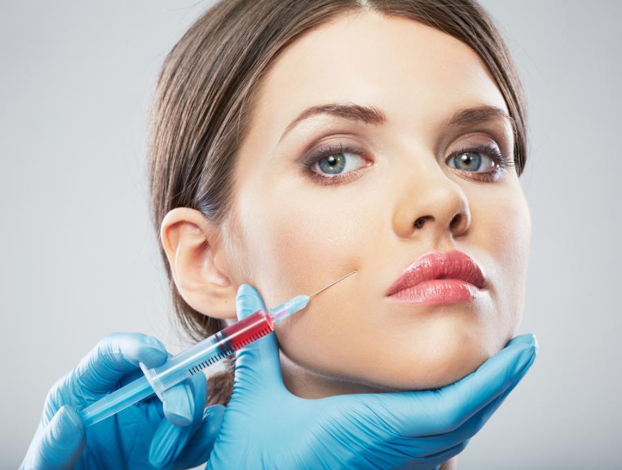 Zabieg medycyny estetycznej