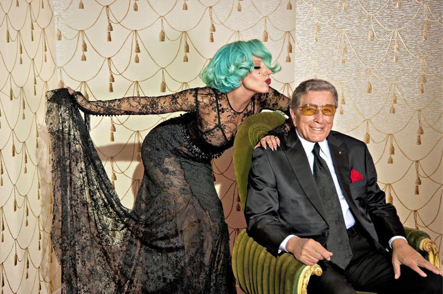 Duet Tony\'ego Bennetta i Lady GaGi później