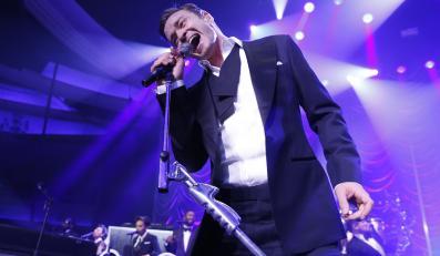 Justin Timberlake w Gdyni