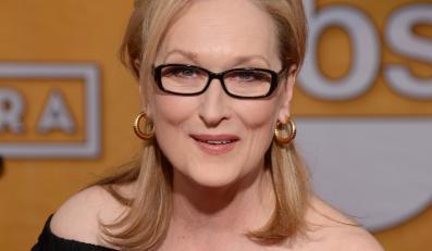 Meryl Streep zaskoczona decyzją Akademii