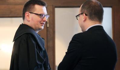 Marcin Lewandowski, obrońca Mariusza Trynkiewicza