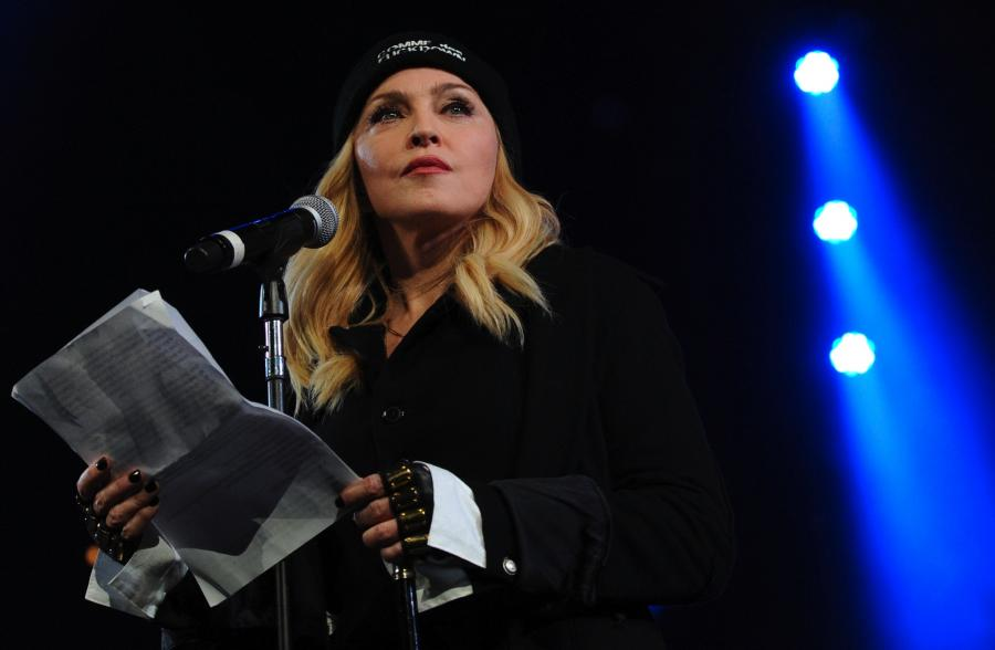 Madonna nakręci \