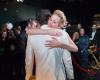 Matthew McConaughey w ramionach Jennifer Lawrence