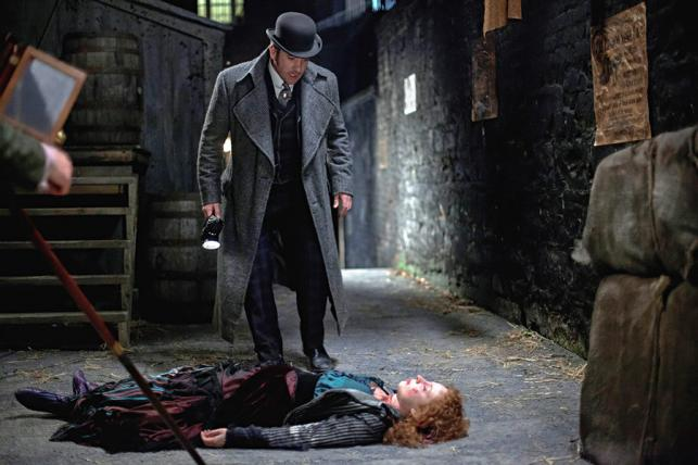 """""""Ripper Street: Tajemnica Kuby Rozpruwacza"""" (2012)"""