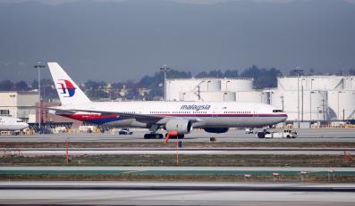 Malezyjski boeing 777