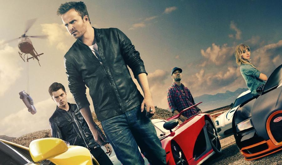Dominic Cooper kocha szybką jazdę