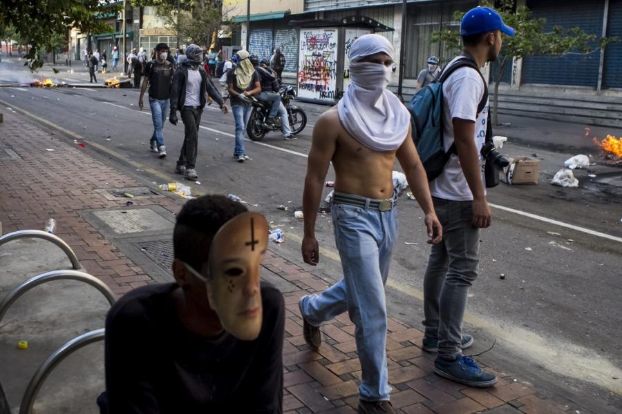 Ulice Caracas