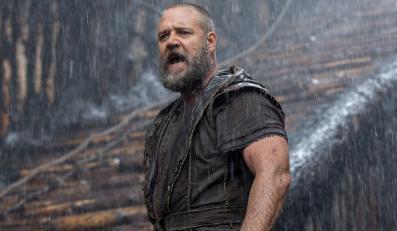 """Russell Crowe w filmie """"Noe: Wybrany przez Boga"""""""