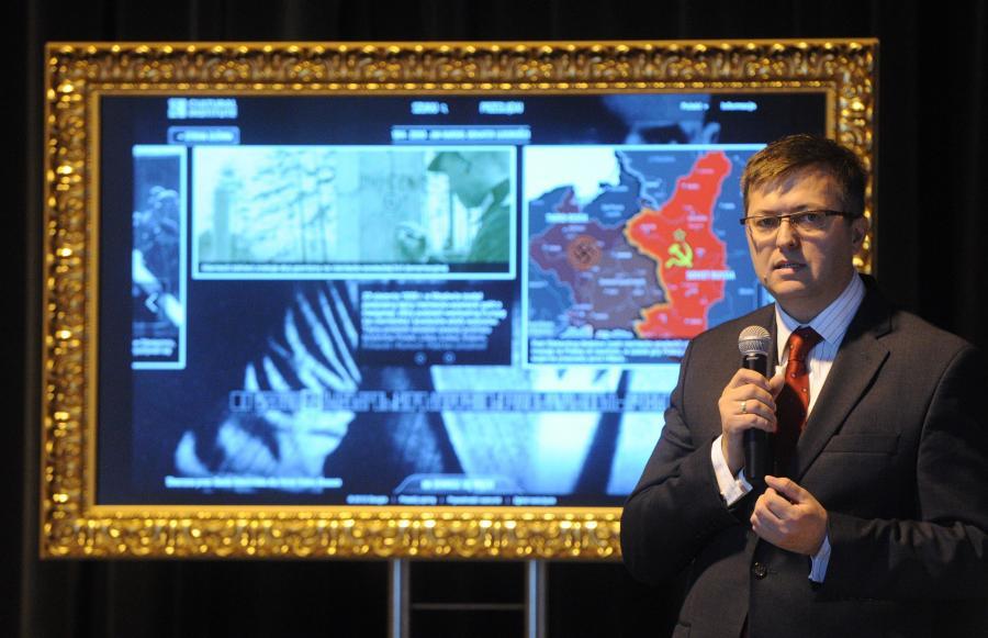 Robert Kostro, dyrektor Muzeum Historii Polski
