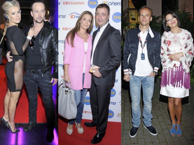 Doda i Nergal, Małgorzata i Jacek Rozenkowie, Edyta Górniak i Dariusz Krupa