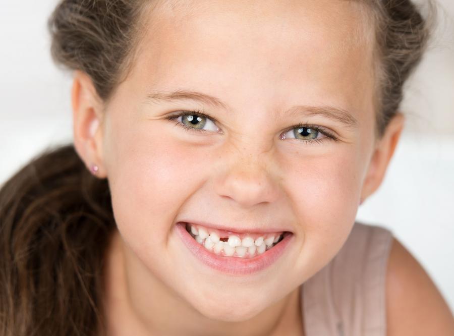 Dzieci również w grupie ryzyka chorób dziąseł