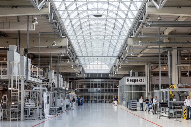Nowa inwestycja VW w fabryce silników Polkowicach