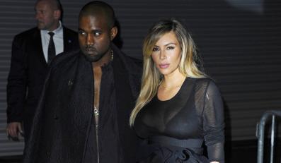 Kim Kardashian i Kanye West nie są po ślubie