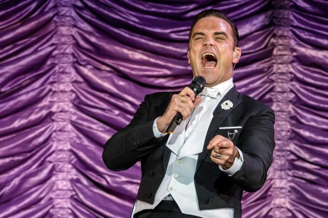 Robbie Williams po raz drugi szczęśliwym tatą