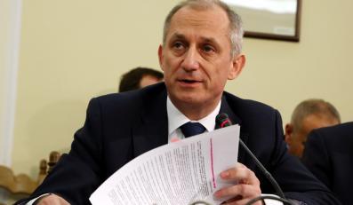 Wiceminister zdrowia Sławomir Neumann