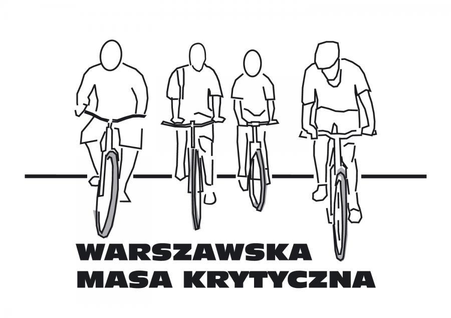 Logo Warszawskiej Masy Krytycznej