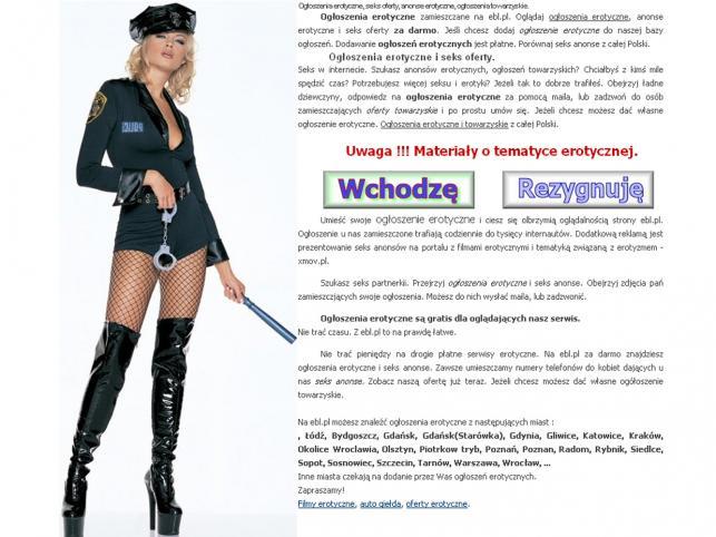 Polską ligę reklamowały gołe panie
