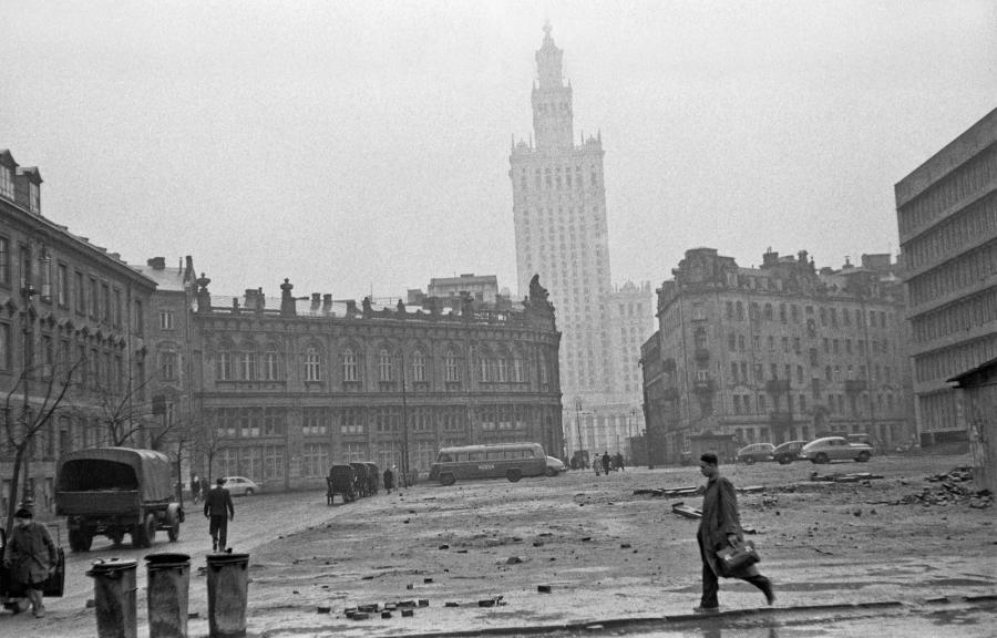 Warszawa 1956