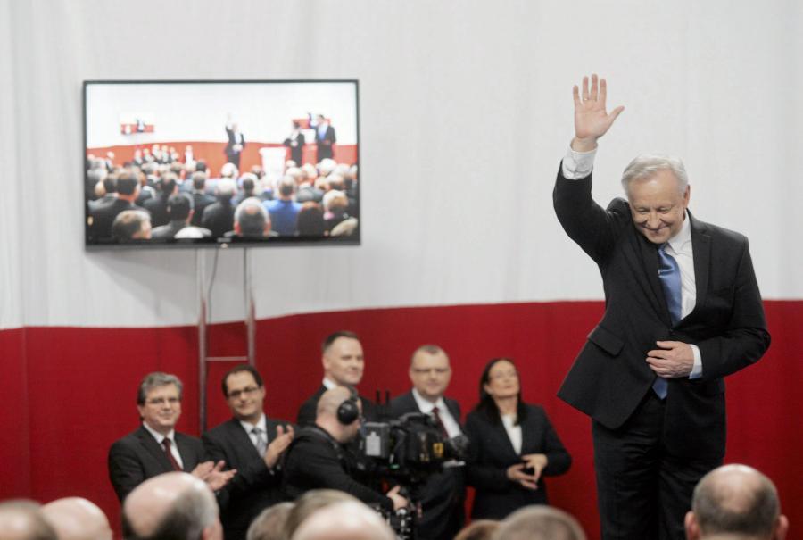 Bolesław Piecha z PiS