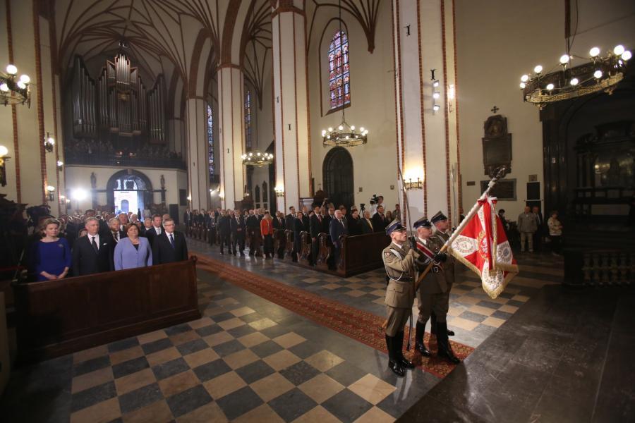Msza święta za wolność
