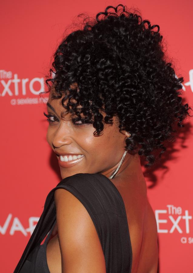 Yaya DaCosta to nowa Whitney Houston
