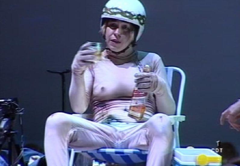 Kadr z przedstawienia \
