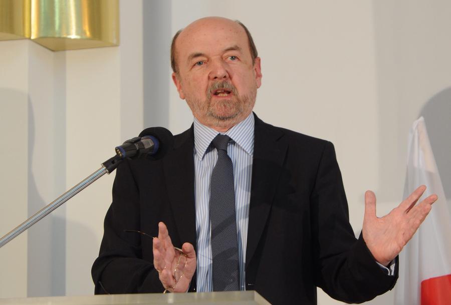 Profesor Ryszard Legutko