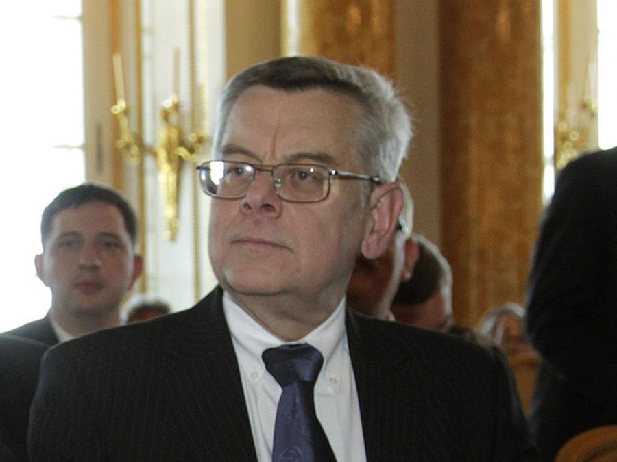 Prezydencki doradca prof. Tomasz Nałęcz