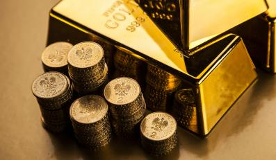 Złoto i monety