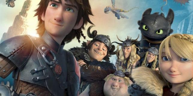 """Sequel """"Jak wytresować smoka"""" jedną z najlepszych animowanych premier roku"""