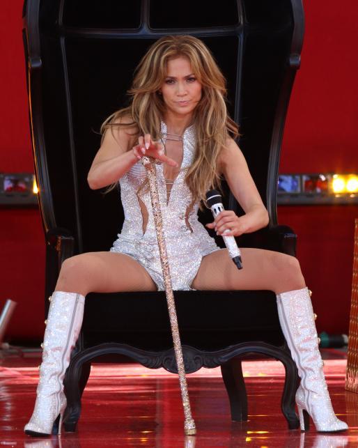 Jennifer Lopez twierdzi, że dziś jest już kimś