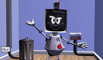 Elbot to program komputerowy wykorzystujący sztuczną inteligencję