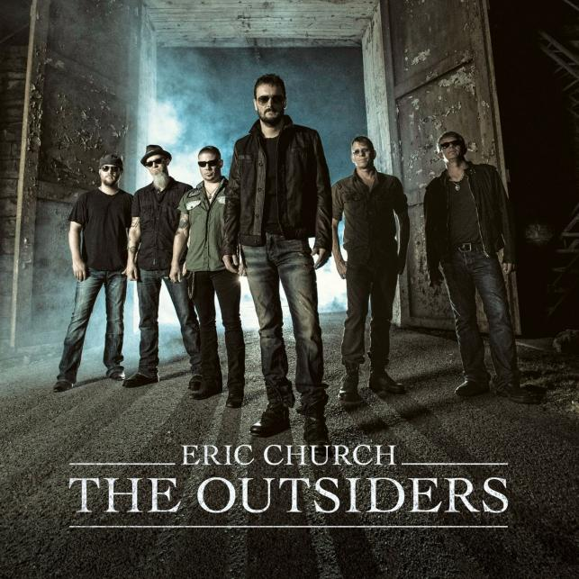 """3. Eric Church – """"The Outsiders"""""""