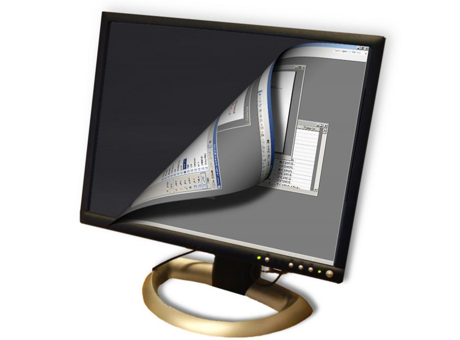 Obrazy 3D na LCD bez okularów już na 12 calach