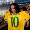 Rihanna zaszalała na Mundialu