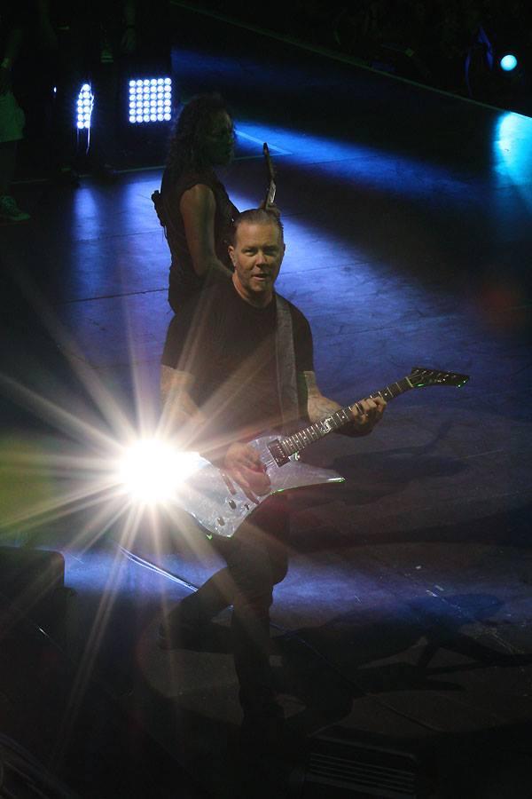Metallica obiecuje: W każdy poniedziałek po trzy wydawnictwa