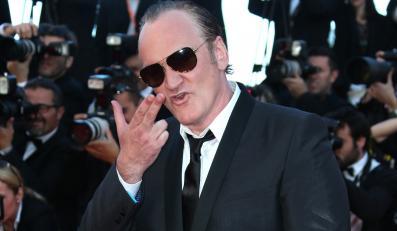 """Quentin Tarantino jeszcze nie rozpoczął zdjęć, a jużpokazałplakat reklamujący """"Hateful Eight"""""""