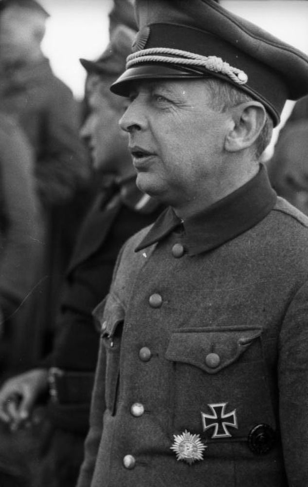 Kaci Warszawy: Bronisław Kamiński, fot. Bundesarchiv Bild 101I-280-1075-11A