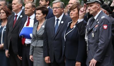 70. rocznica wybuchu Powstania Warszawskiego
