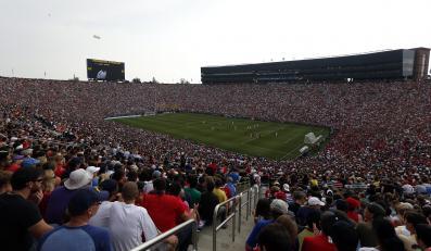 Rekord frekwencji na meczu piłkarskim w USA