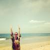 Hilary Duff prosto z gorącej plaży