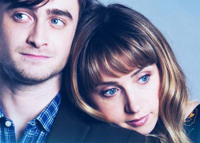 Zakochani Daniel Radcliffe i Zoe Kazan