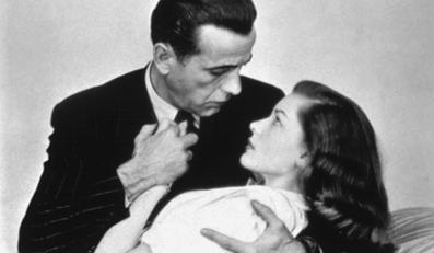 Humphrey Bogart i Lauren Bacall