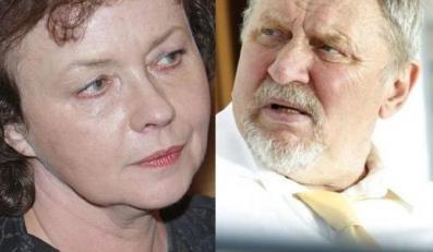 Joanna Szczepkowska, Andrzej Grabowski