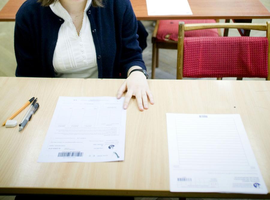 Zaczęły się poprawkowe egzaminy maturalne