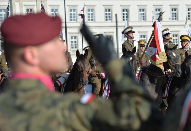 Święto Kawalerii Polskiej w Warszawie