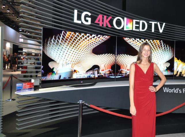 LG 4K OLED