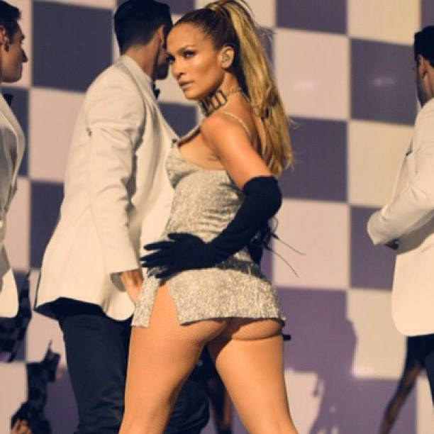 Jennifer Lopez dała czadu na Fashion Rocks 2014