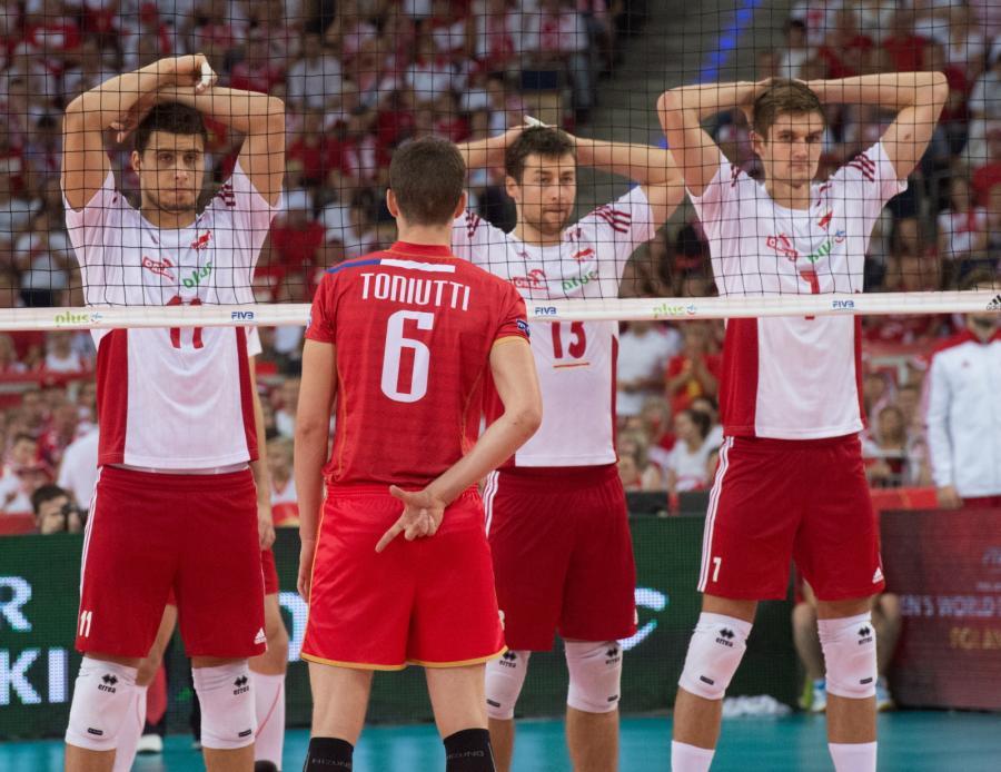 Mecz Polska - Francja